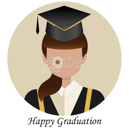 Happy Graduation Icon
