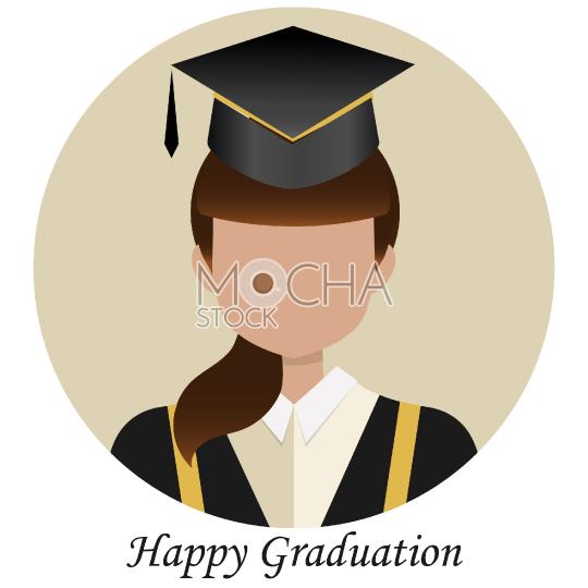 Happy Graduation Icon